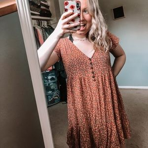 The CUTEST Floral Dress